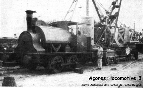 Steam               locomotive no.3
